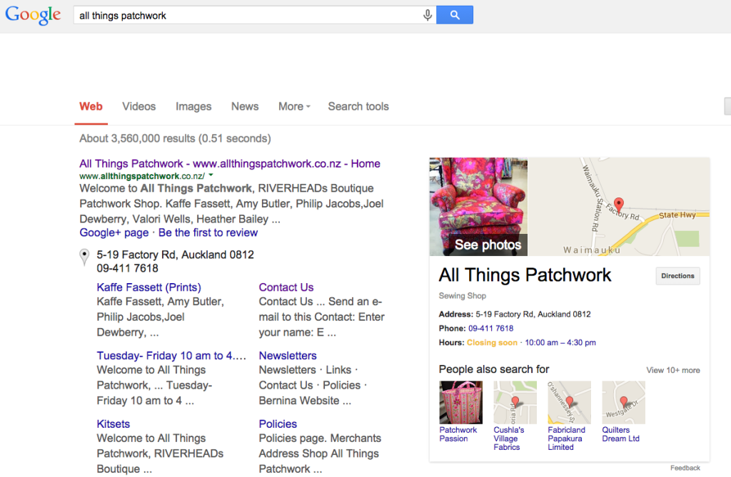 All Things Patchwork Google Search BEFORE